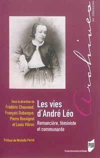 Les vies d'André Léo : romancière, féministe et communarde