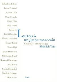 Lettres à un jeune Marocain