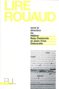 Lire Rouaud