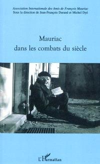 Mauriac dans les combats du siècle