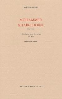 Mohammed Khair-Eddine