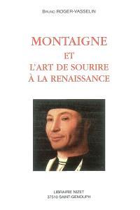 Montaigne et l'art de sourire à la Renaissance