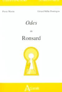 Odes de Ronsard