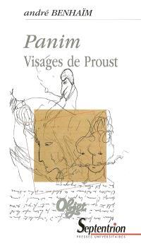 Panim : visages de Proust
