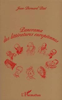 Panorama des littératures européennes