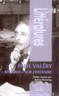 Paul Valéry, regards sur l'histoire