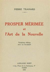 Prosper Mérimée et l'art de la nouvelle