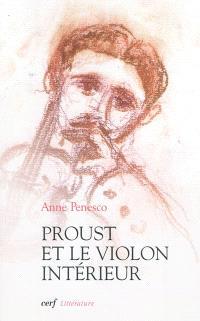 Proust et le violon intérieur