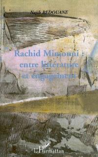 Rachid Mimouni : entre littérature et engagement