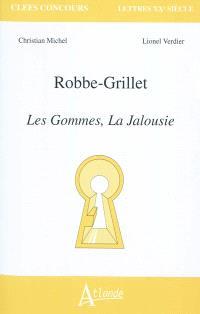 Robbe-Grillet, Les gommes, La jalousie