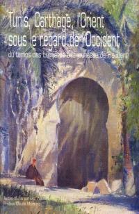 Tunis, Carthage, l'Orient sous le regard de l'Occident : du temps des Lumières à la jeunesse de Flaubert