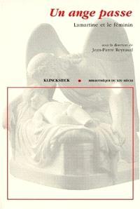 Un ange passe : Lamartine et le féminin