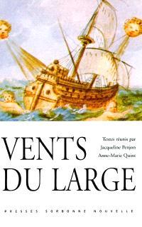 Vents du large : hommage à Georges Boisvert