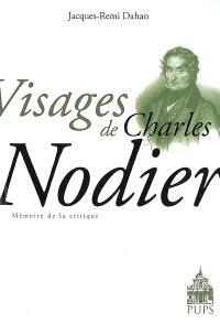 Visages de Charles Nodier