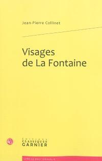 Visages de La Fontaine