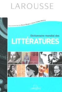 Dictionnaire mondial des littératures