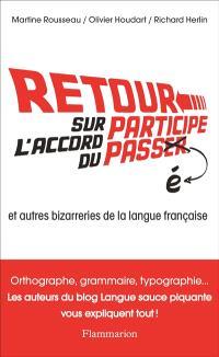 Retour sur l'accord du participe passé : et autres bizarreries de la langue française