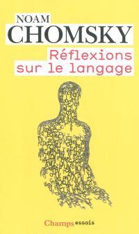 Réflexions sur le langage