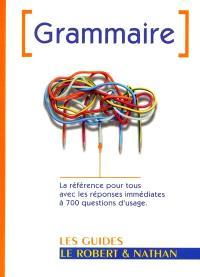 Grammaire alphabétique
