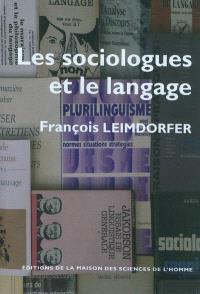 Les sociologues et le langage